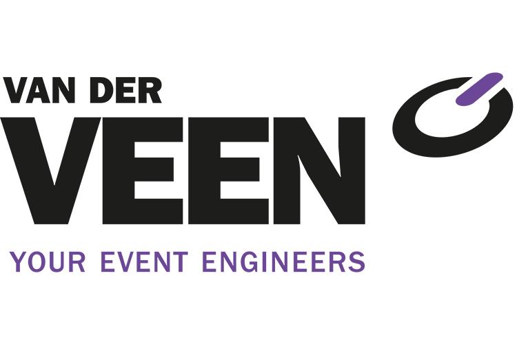 Van der Veen Your Event Engineers logo