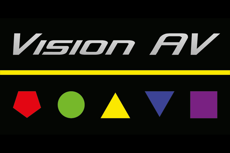 Vision AV Productions logo