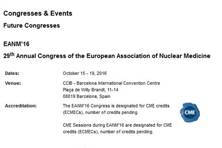 European Association of Nuclear Medicine