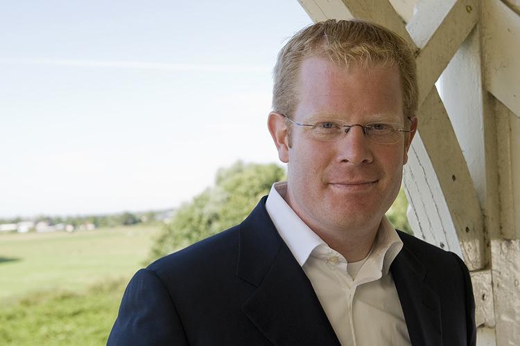 Steffen Kalverboer - directeur Creator Meeting Support