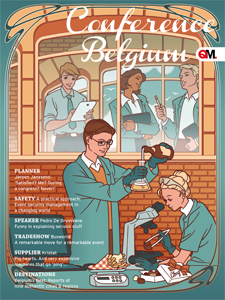 Conference Belgium 2016 cover