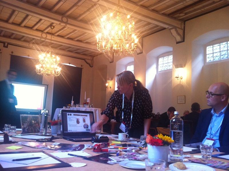 Genootschap voor Eventmanagers bijeenkomst cases in Karel V