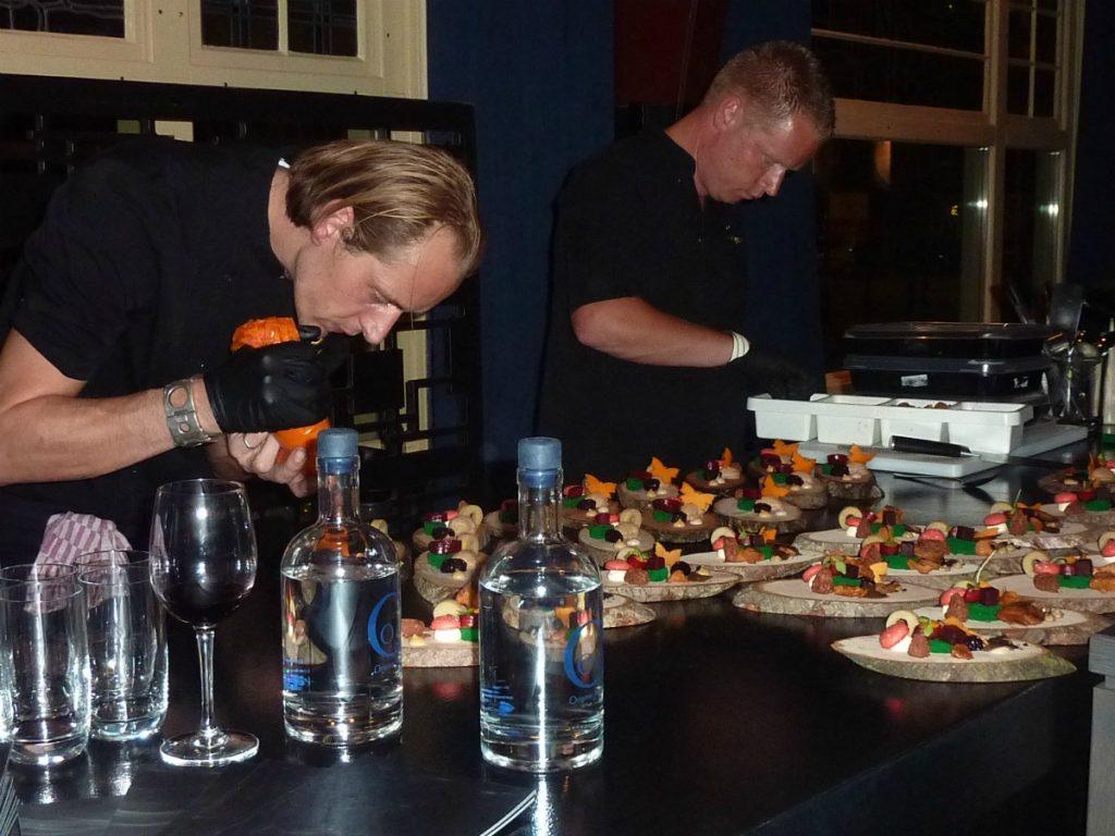 Cateringconcept De Boswandeling