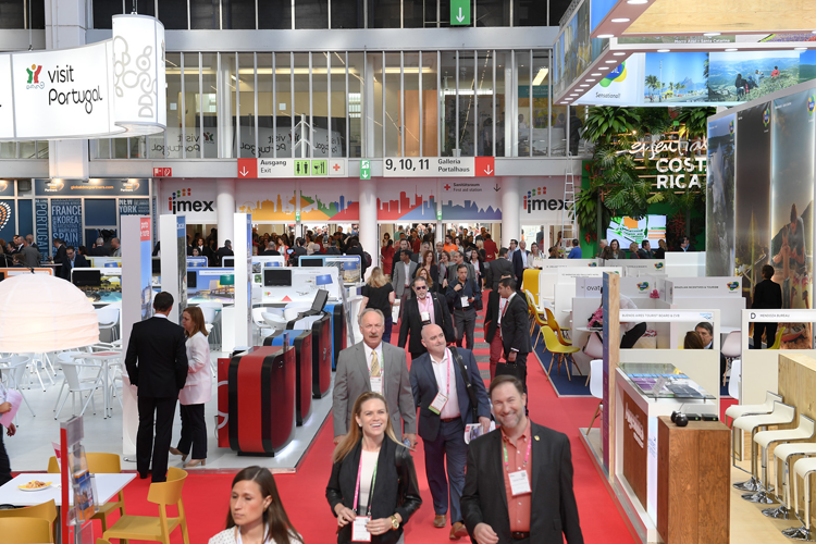 Continuing innovation at IMEX in Frankfurt 2018 as several new initiatives are confirmed