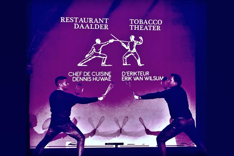 Dennis Huwae - Chef de Cous