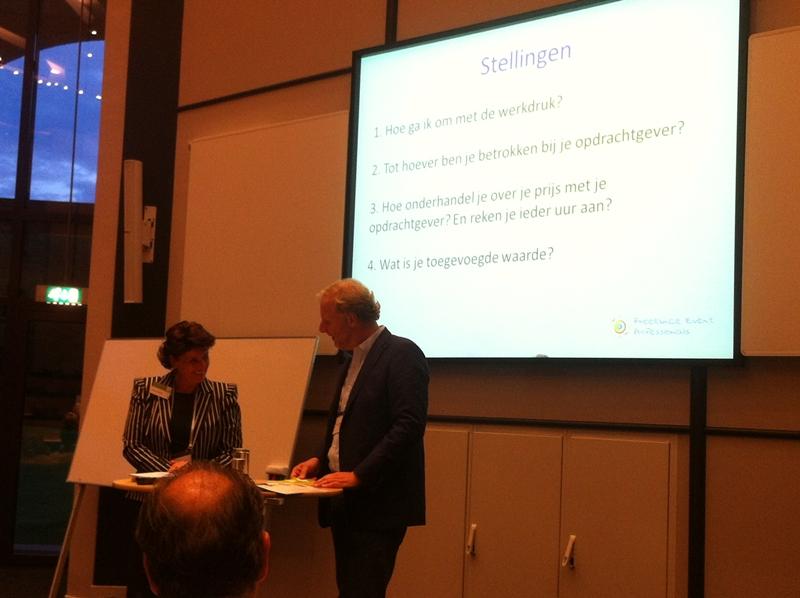Het platform Freelance Event Professionals greep de door FEP-lid Anne-Mieke van den Hoeven georganiseerde relatiedag van Groenendael Hotel & Conferentiecentrum in Hilvarenbeek aan voor een zogenaamde Wij-sessie & Jij-sessie.