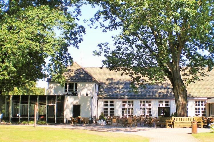 Hotel Mennorode-terras