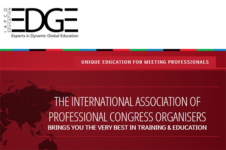 IAPCO EDGE Seminar