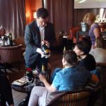 Ontdek Leiden champagne experience
