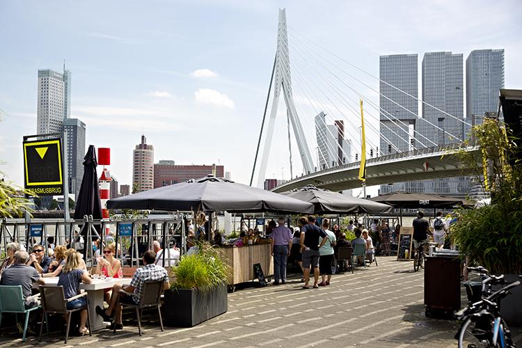 Rotterdam - Small city on a big scale | Rotterdam Partners © Iris van den Broek
