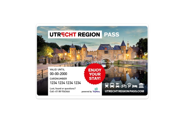 Utrecht Marketing introduceert Utrecht Region Pass
