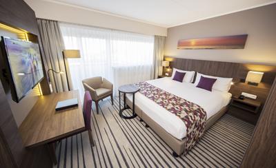 Europa hotel kamer