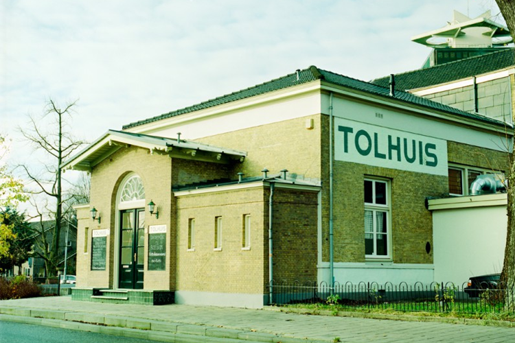 Tolhuis Amsterdam - Uitnodiging Midsummer Gardenparty Visit Brussels