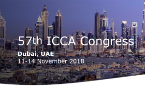 57th ICCA Congress 2018 Dubai