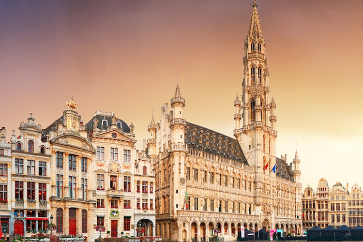 Brussels City Dinner Workshop