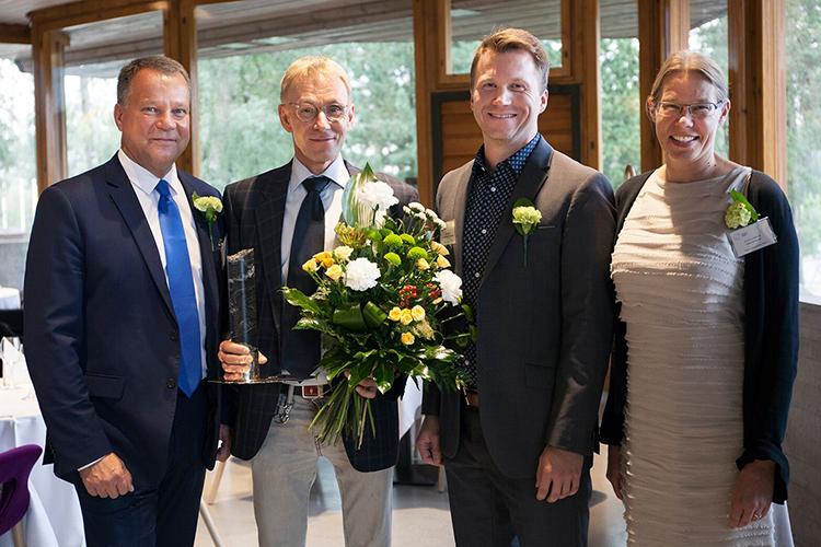 Ahti Salo, professor of systems analysis, Espoo ambassador ...
