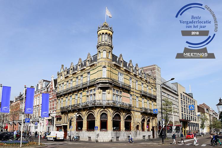 Amrath Grand Hotel de l'Empereur - exterieur