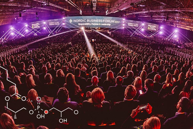 Helsinki – The Science of a Great Congress © Nordic Business Forum