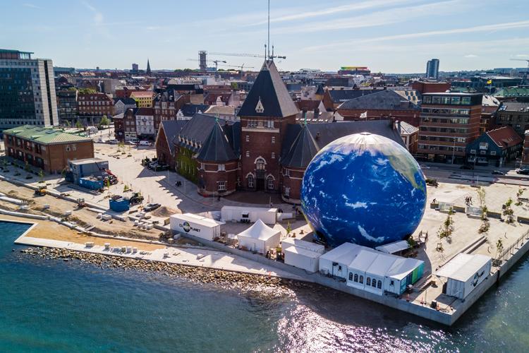 Utrecht heeft nationale primeur met mega-wereldbol