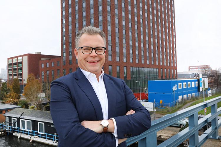 Jakob-Jan Blaauw General ManagerLeonardo Royal Hotel Amsterdam