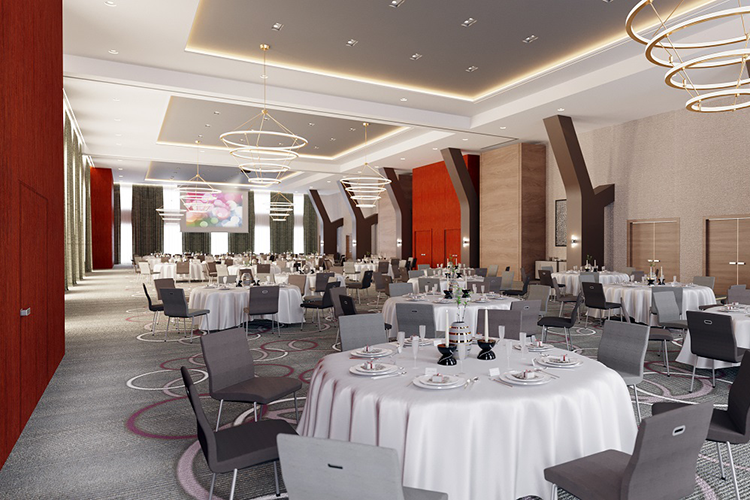 Leonardo Royal Hotel Amsterdam Amstel Ballroom