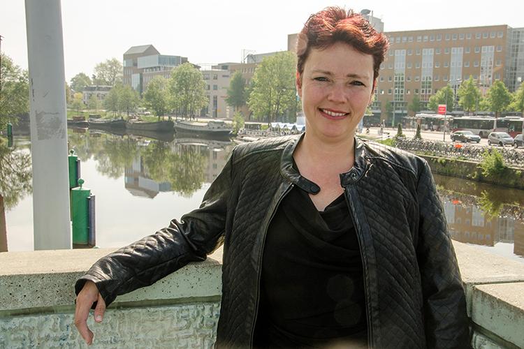 Mariska Pater - Directeur GCB