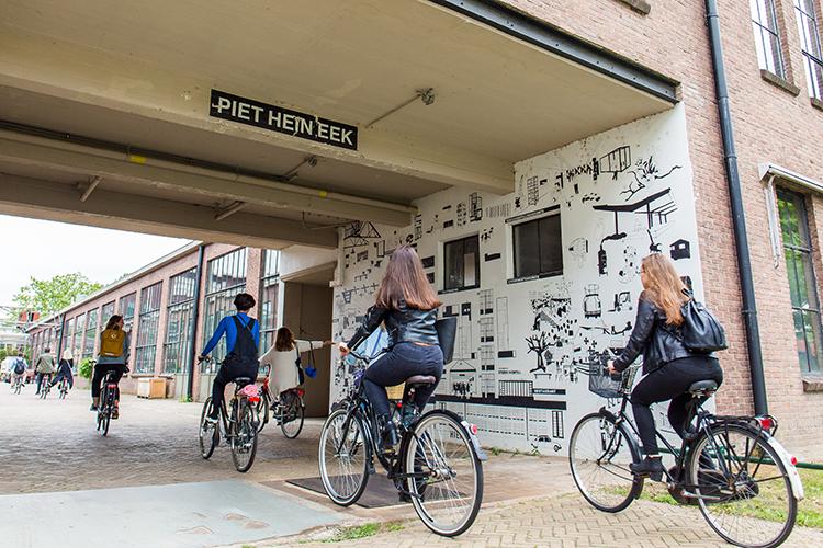 Piet Hein Eek in Eindhoven © Twycer / www.twycer.nl
