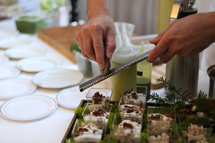'Geraspt rundvlees dat een paar weken heeft gedroogd, geeft een ongekende smaakervaring aan deze gerechten', aldus TV chef Danièl.