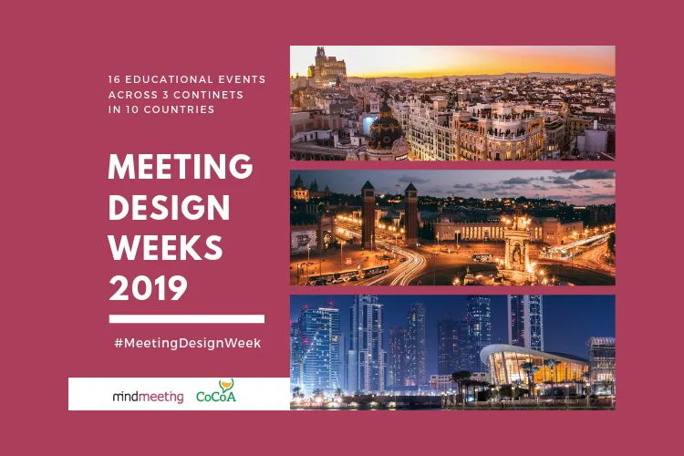 Meeting Design Weeks 2019