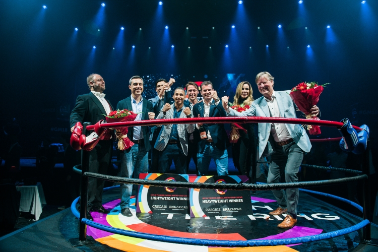 Rotterdam Unlocked & Get in the Ring: bringing innovative entrepreneurs together in Rotterdam