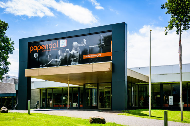 Hotel en Congrescentrum Papendal