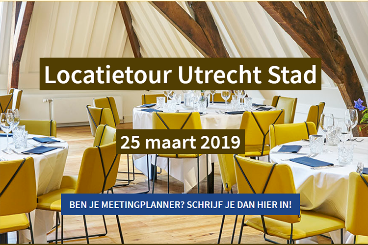 Locatietour Utrecht Stad 2019