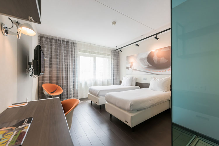 Superior hotelkamer Papenda