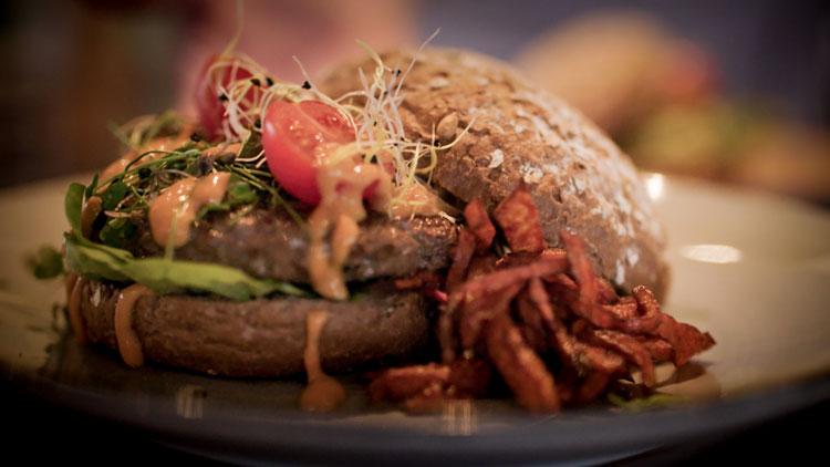 Brainfood hamburger papendal