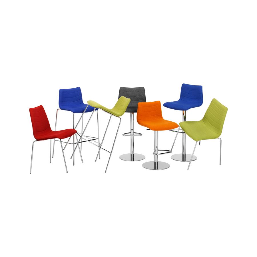 TWIST Designstoel collectie van JMT