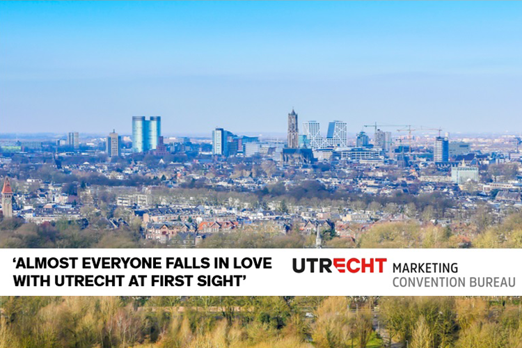 Why so many event organisers choose Utrecht as a business location