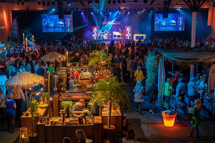 ECC Leiden Hoe een bedrijfsfeest een enorm succes werd