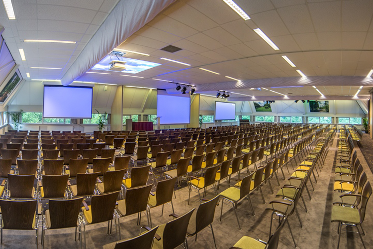 Grootste congreszaal op de Heuvelrug