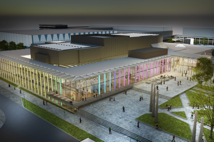 Uitbreiding Mecc Maastricht Officieel Van Start Conference Matters