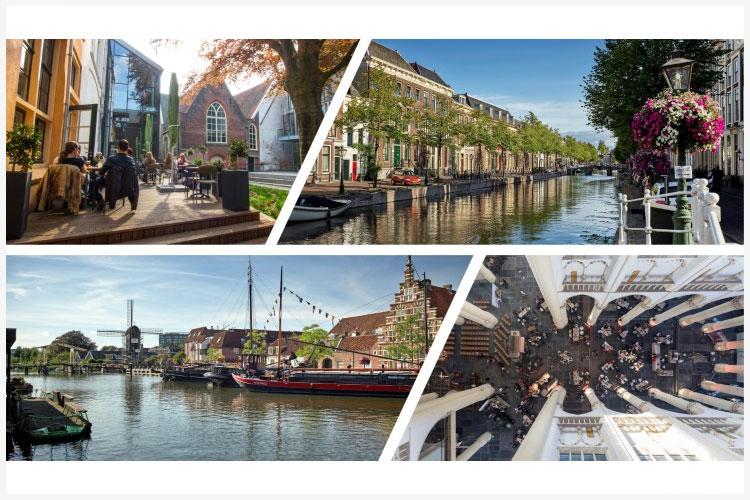 Leiden, the perfect destination for associations