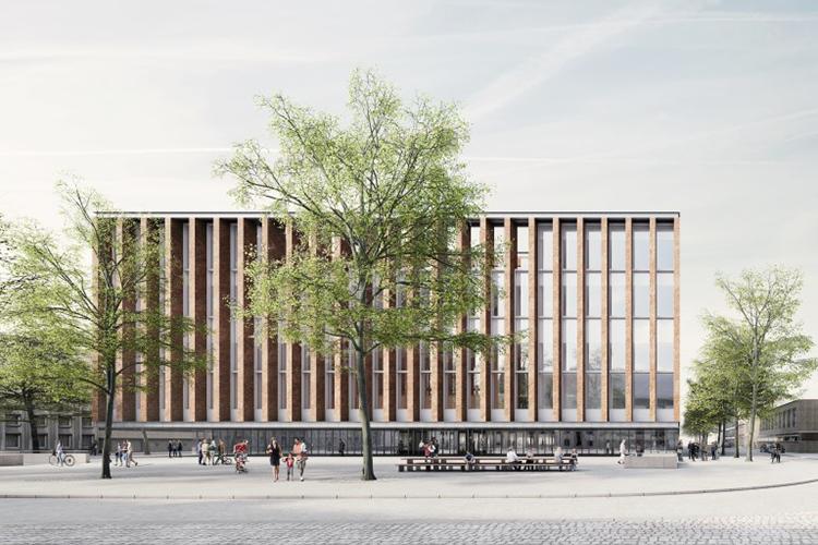 Beurs- en congrescentrum Brugge ©Meta architectuurbureau