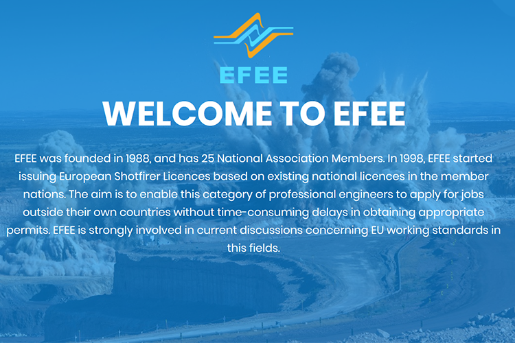 EFEE website