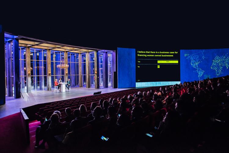 Theater Hangaar conferentie