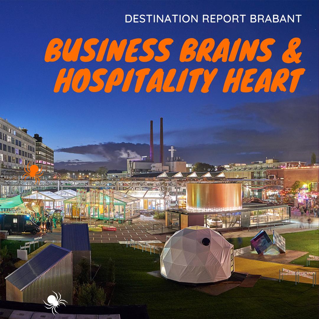 BUSINESS BRAINS & HOSPITALITY HEART