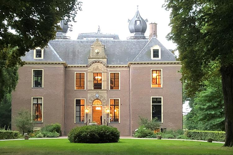 Kasteel Oud-Poelgeest in Leiden