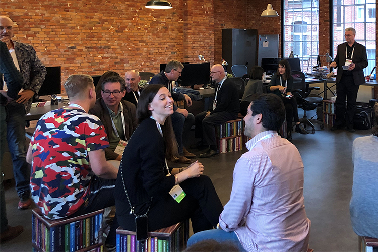 Conversation and Interaction at FRESH19