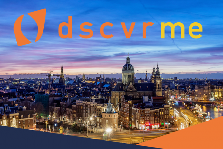 DSCVRME 2020 Amsterdam
