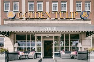 Golden Tulip Alkmaar Entree