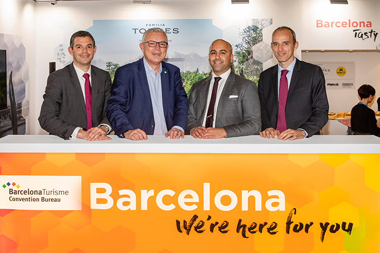 IBTM announces new contract with Barcelona Convention Bureau and Fira de Barcelona
