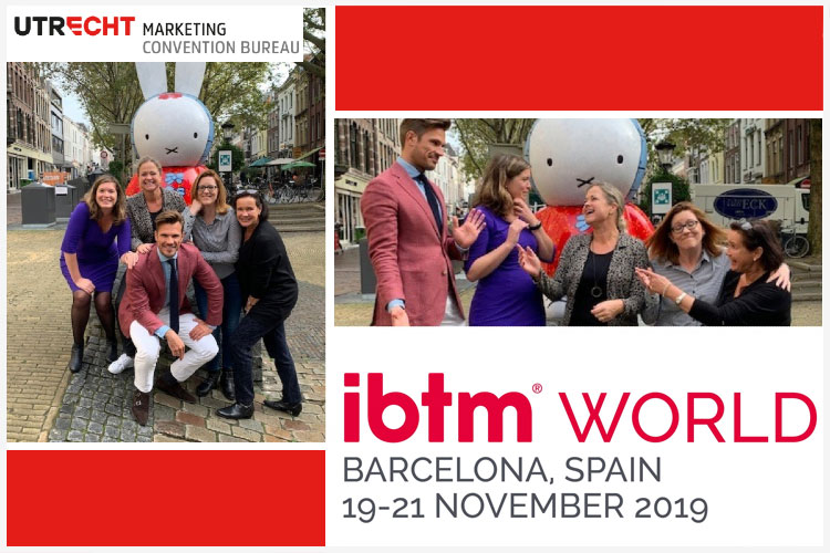 Utrecht at IBTM World 2019